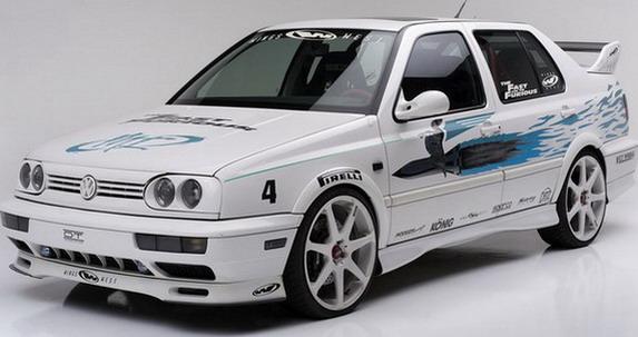 Volkswagen Jetta iz Fast & Furious dostigla vrednost od 100.000 dolara