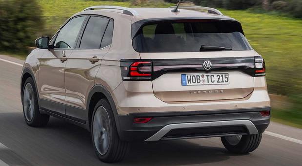 Volkswagen T-Cross 1.5 TSI sa 150KS