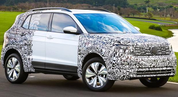 Volkswagen T-Cross premijerno 25. oktobra