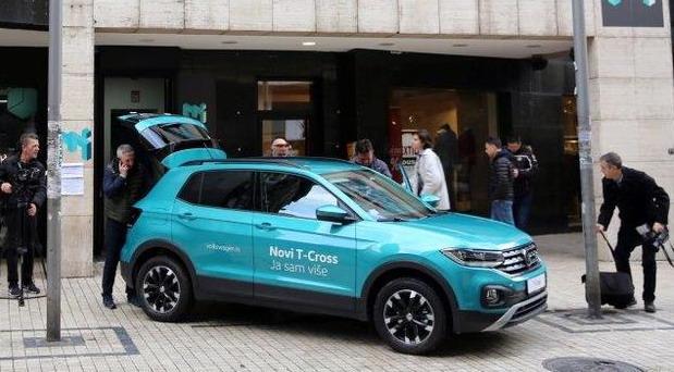 Volkswagen T-Cross stigao u Beograd