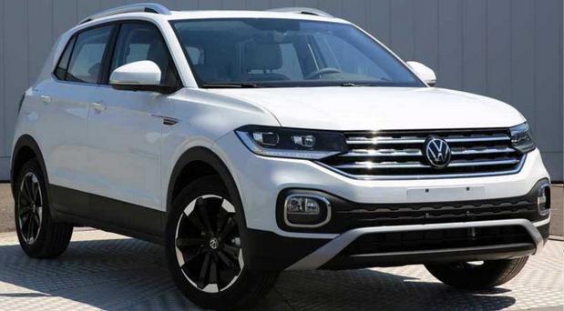 Volkswagen Tacqua za Kinu