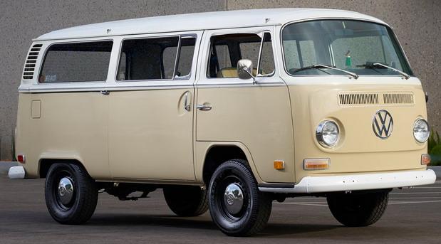 Volkswagen Type 2 Bus Electrified Concept