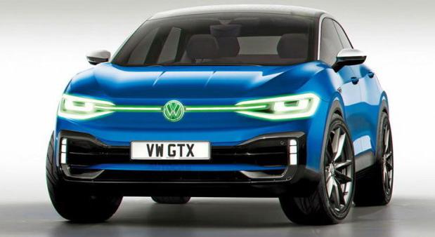 Volkswagen izabrao nomenklaturu GTX za najsnažnije verzije svojih električnih modela