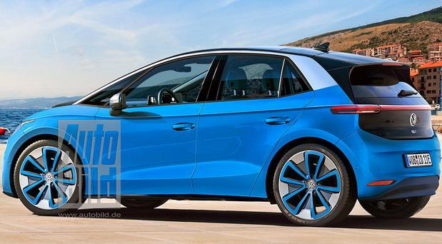 Volkswagen planira proizvodnju malog električnog vozila