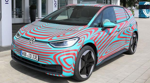 Volkswagen primio 30.000 rezervacija za električni model ID.3