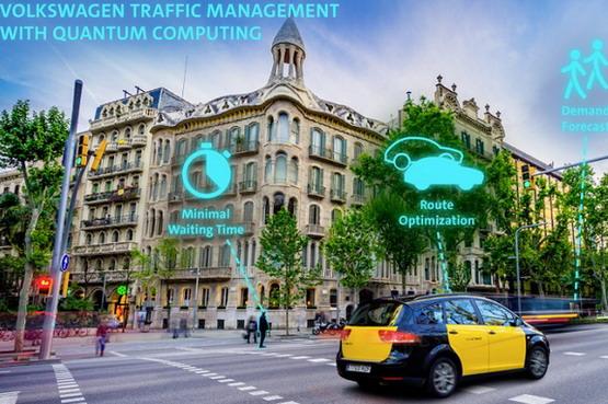 Volkswagen želi da kvantni računari upravljaju saobraćajem