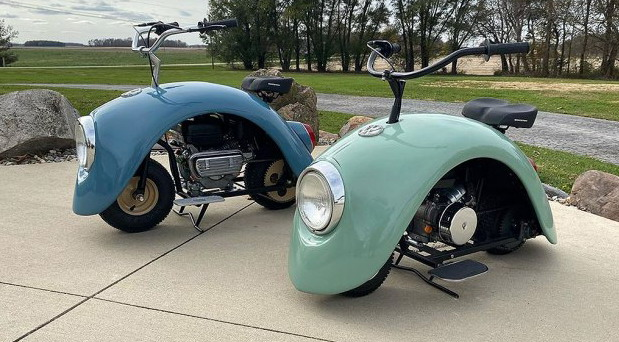 Volkswagenova buba se vraća – kao motocikl