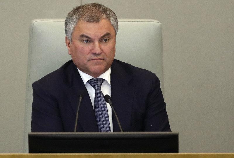 Volodin predsedniku Skupštine Srbije čestitao Dan pobede nad nacizmom