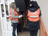Volonteri Crvenog krsta podelili 12 paketa pomoći