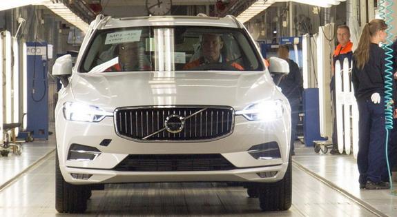 Volvo i dalje beleži rekorde u prodaji