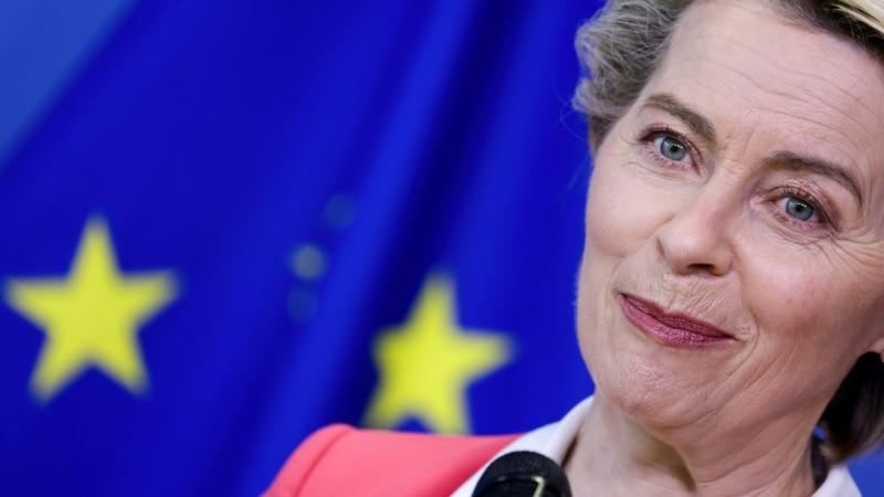 Von der Leyen: EU postigla cilj o 70 odsto vakcinisanih