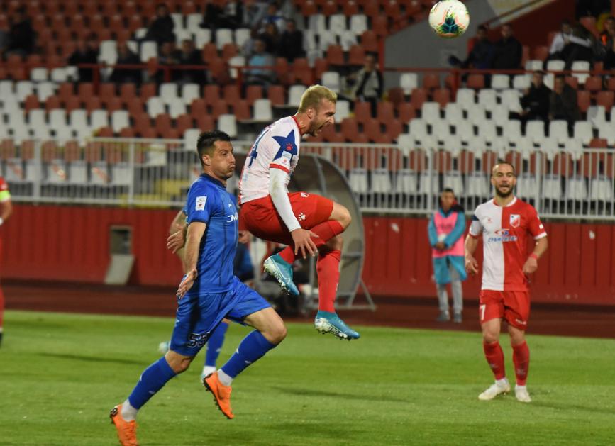 Voša posle penala u polufinalu Kupa Srbije!
