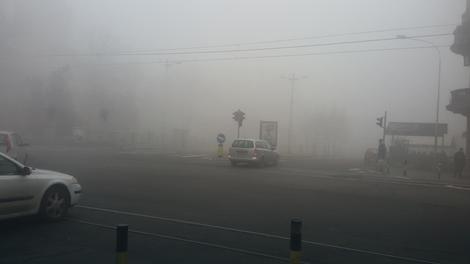 Vozači, OPREZ: Jutarnja magla smanjuje vidljivost