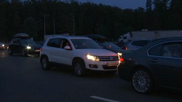 Vozači pripremite se – na Horgošu osmočasovna zadržavnja