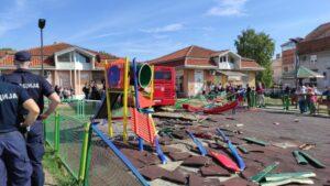 Vozaču autobusa određen pritvor zbog nesreće u Zemunu