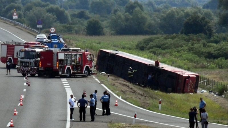 Vozaču autobusa trideset dana pritvora, deo povređenih  izlazi iz bolnice u Hrvatskoj