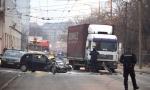 Vozaču pozlilo, odvezao se u smrt: Teška saobraćajna nesreća u Dunavskoj ulici na Dorćolu