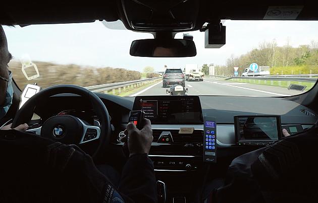 Vozio 239,4 kilometra na sat, 109 više od dozvoljenog