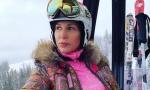 Vožnja Kusturicom, skijanje na Đokoviću: Snežana Dakić zimske dane provodi na Jahorini