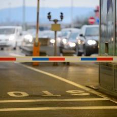 Vožnja OTEŽANA! Na graničnim prelazima i po PET SATI čekanja