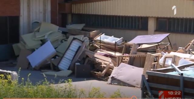 Vranje: Vlasnik fabrike nestao, iselio mašine, radnici bez posla VIDEO