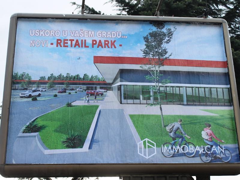 Vranje dobija veliki tržni centar