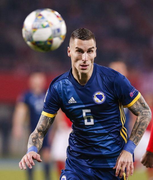 Vranješ odlučio da više ne igra za reprezentaciju BiH