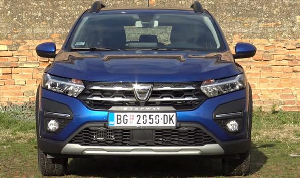 Vrele Gume test: Dacia Sandero Stepway 1.0 Eco G100
