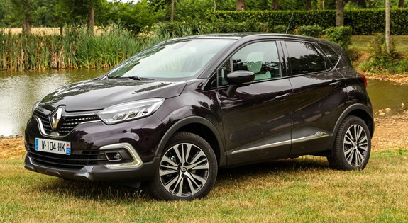 Vrele Gume test: Renault Captur 1.5 dCi/110 Initiale Paris