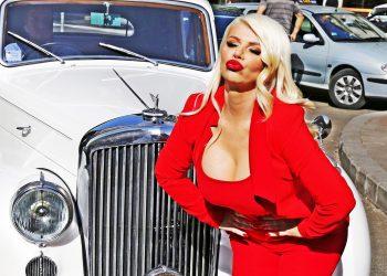 Vreli pozdrav iz Monaka: Zgodna Dara Bubamara sitna, ali dinamitna!