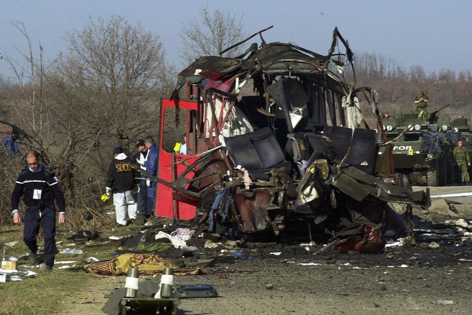 Vremeplov: NATO ubio 60 putnika autobusa Niš-ekspresa kod Podujeva