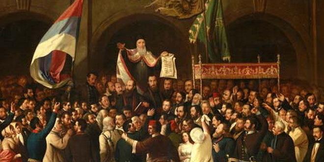 Vremeplov: Skupština izabrala Rajačića za patrijarha, a Šupljikca za vojvodu