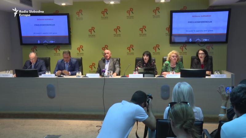 Vrhovni državni tužilac Crne Gore: Ja sam miran