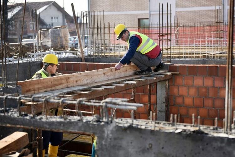Vrijednost izvršenih radova u inostranstvu veća za 10,4 odsto