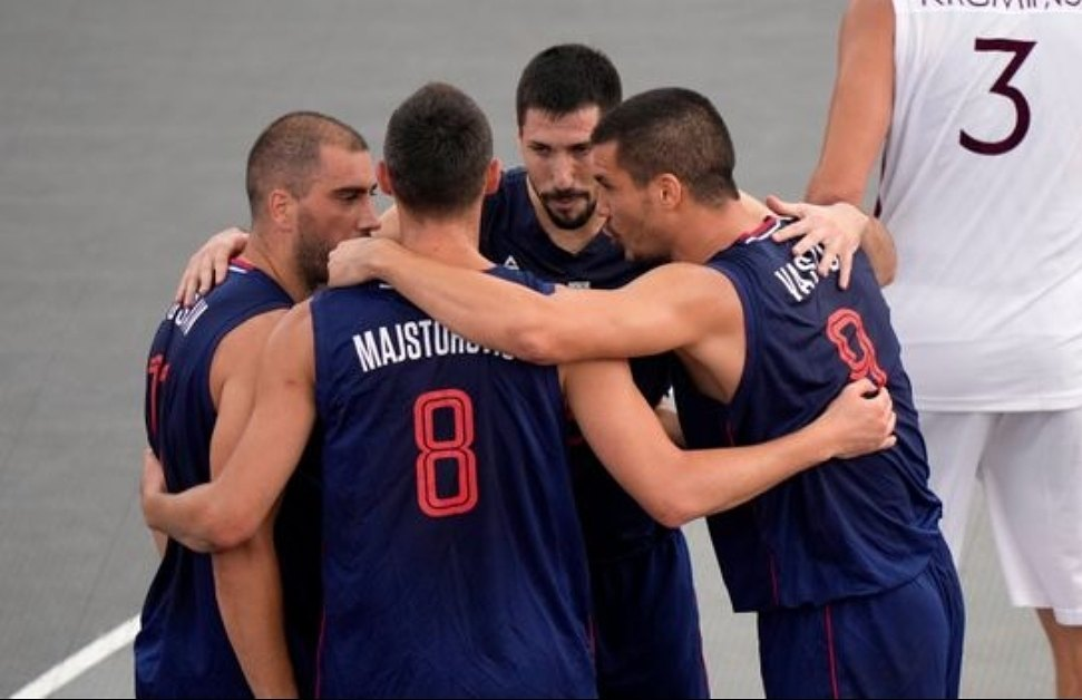 Vučević: Bravo, basketaši!