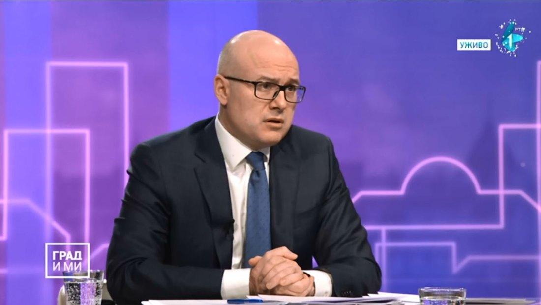 Vučević: Epidemiološka situacija u gradu se polako stabilizuje, rešićemo problem sa bazenom na Spensu
