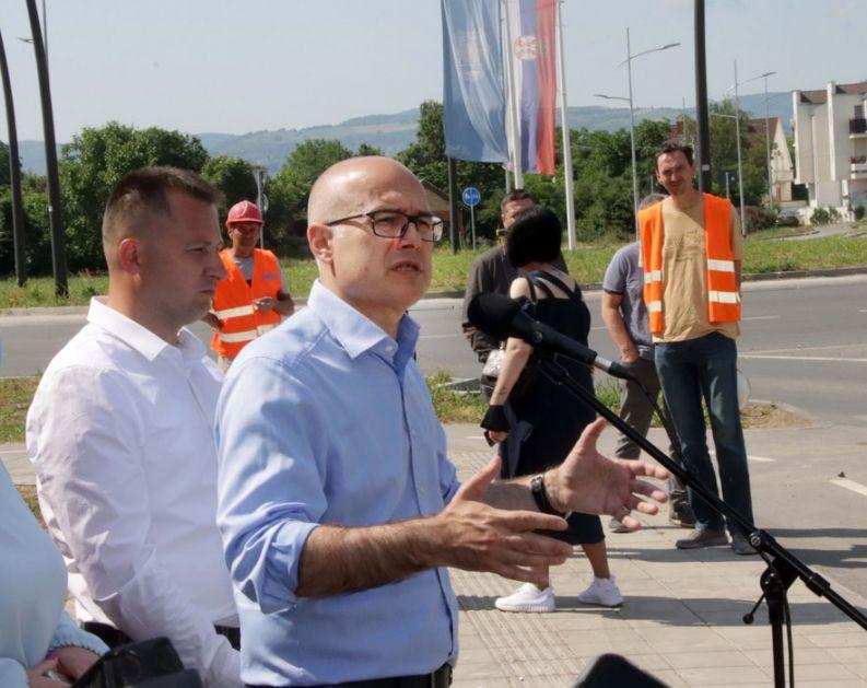 Vučević: Gradimo kvalitetne stanove za ugrožene sugrađane