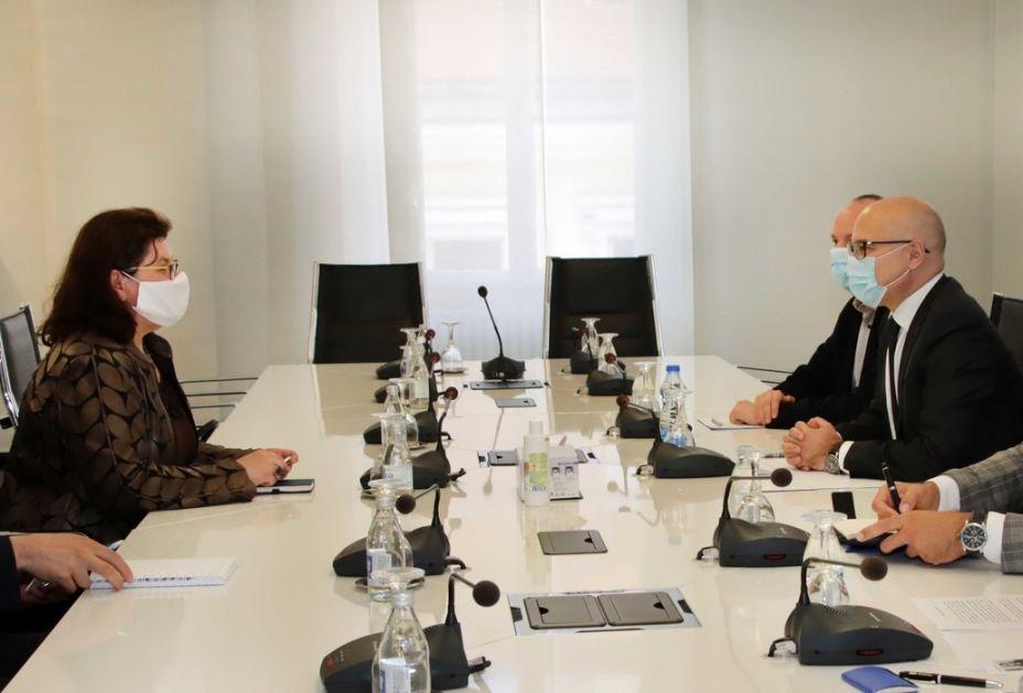 Vučević: Još bolja saradnja sa Rumunijom