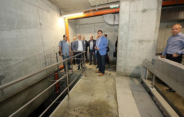 Vučević: Nova glavna crpna stanica najveća investicija u kanalizaciju u istoriji Novog Sada