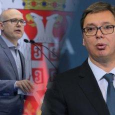 Vučević podneo krivične prijave protiv Vučića i Vulina