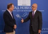 Vučević se sastao sa ambasadorom Holandije FOTO