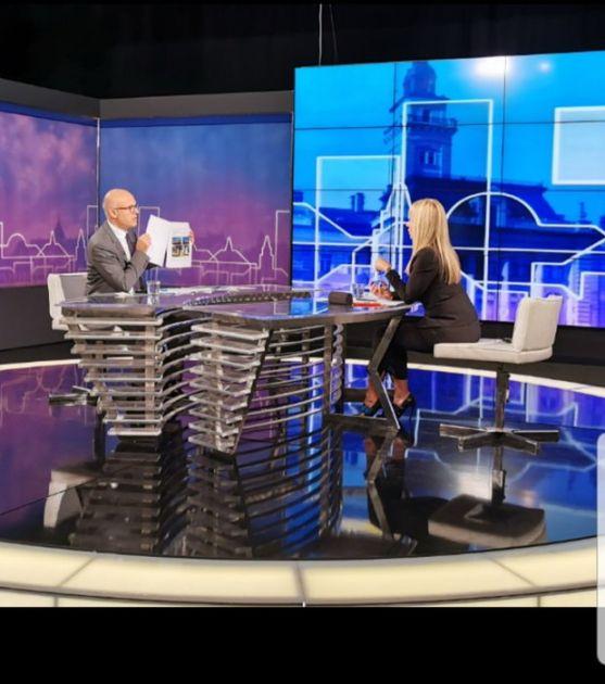 Vučević sutra za RTV o Limanskom parku, ozelenjavanju, garažama...