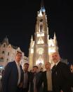 Vučić, Brnabić, Zaev i Rama prošetali ulicama Novog Sada VIDEO/FOTO