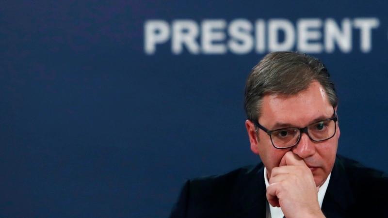 Vučić: Ne postoji non-paper u kome se od Srbije traži da prizna Kosovo