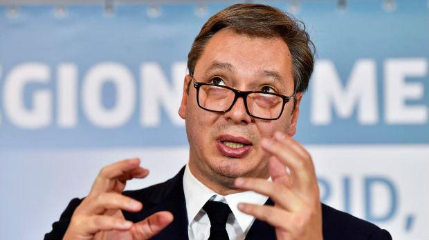 Vučić: Cirkusom oko trovanja navukli neiskusnog Kurtija