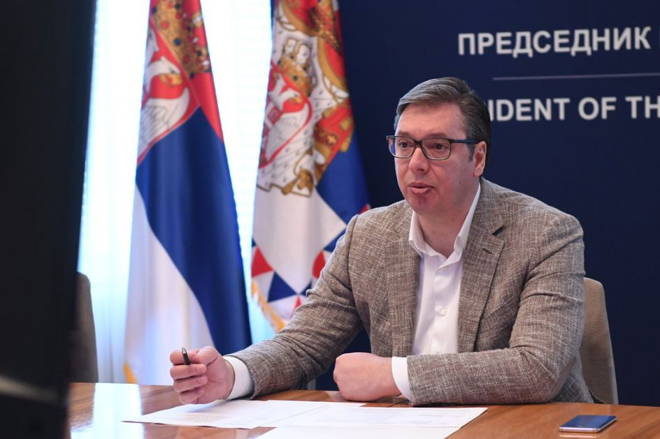 Vučić: Čvrsto ćemo se boriti za Kosovo i Metohiju, ali za nas nema srećnog rešenja