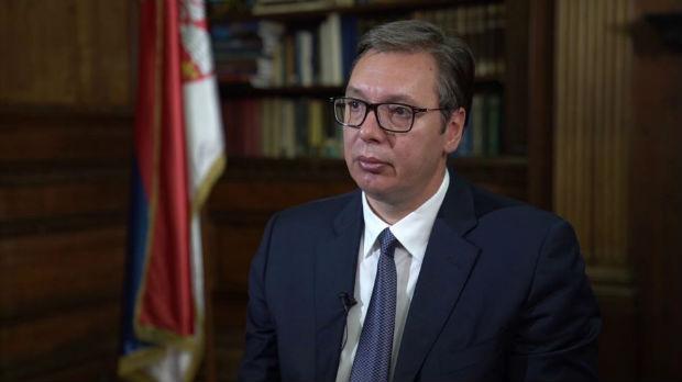 Vučić: Da Albanci dobiju sve a Srbija ništa? Moj potpis neće dobiti