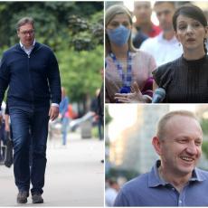 Vučić: Tepić radi za tajkune i ruši Telekom, Đilas iz te kompanije uzeo 29,7 miliona evra