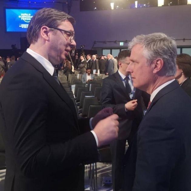 Vučić: Da vam iskreno kažem, dosta mi je pridika