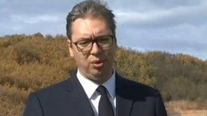 Vučić: Deonica autoputa Istočni krak Koridora 10 mogla biti otvorena i pre 50 godina, ali nije